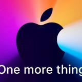 Презентация Apple 10 ноября — нам покажут новые Mac