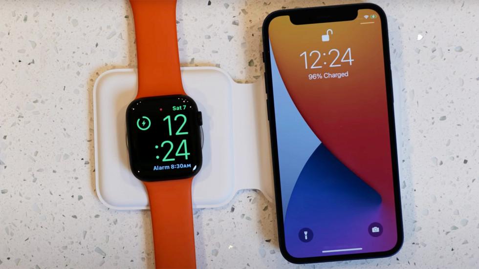 Apple MagSafe Duo не может заряжать iPhone 12 на полную мощность