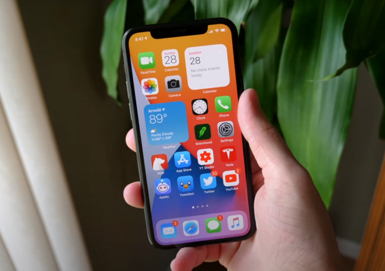 iPhone 12 Pro Max дисплей