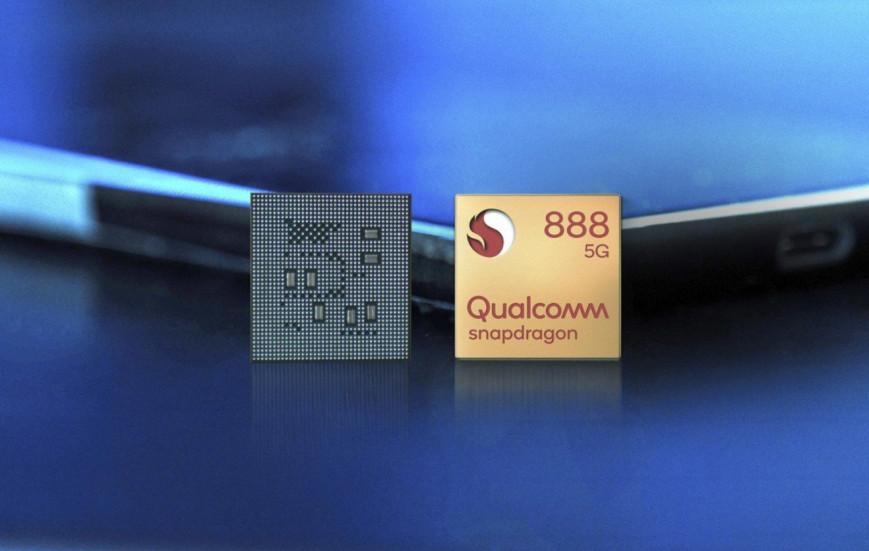 Snapdragon 888 – лучший чип для флагманских смартфонов в 2021 году
