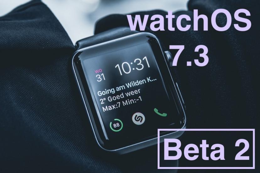 watchOS  7.3 Бета 2: что нового