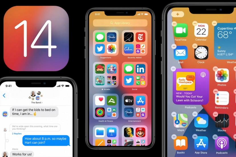 iOS 14 используют на 81% айфонах