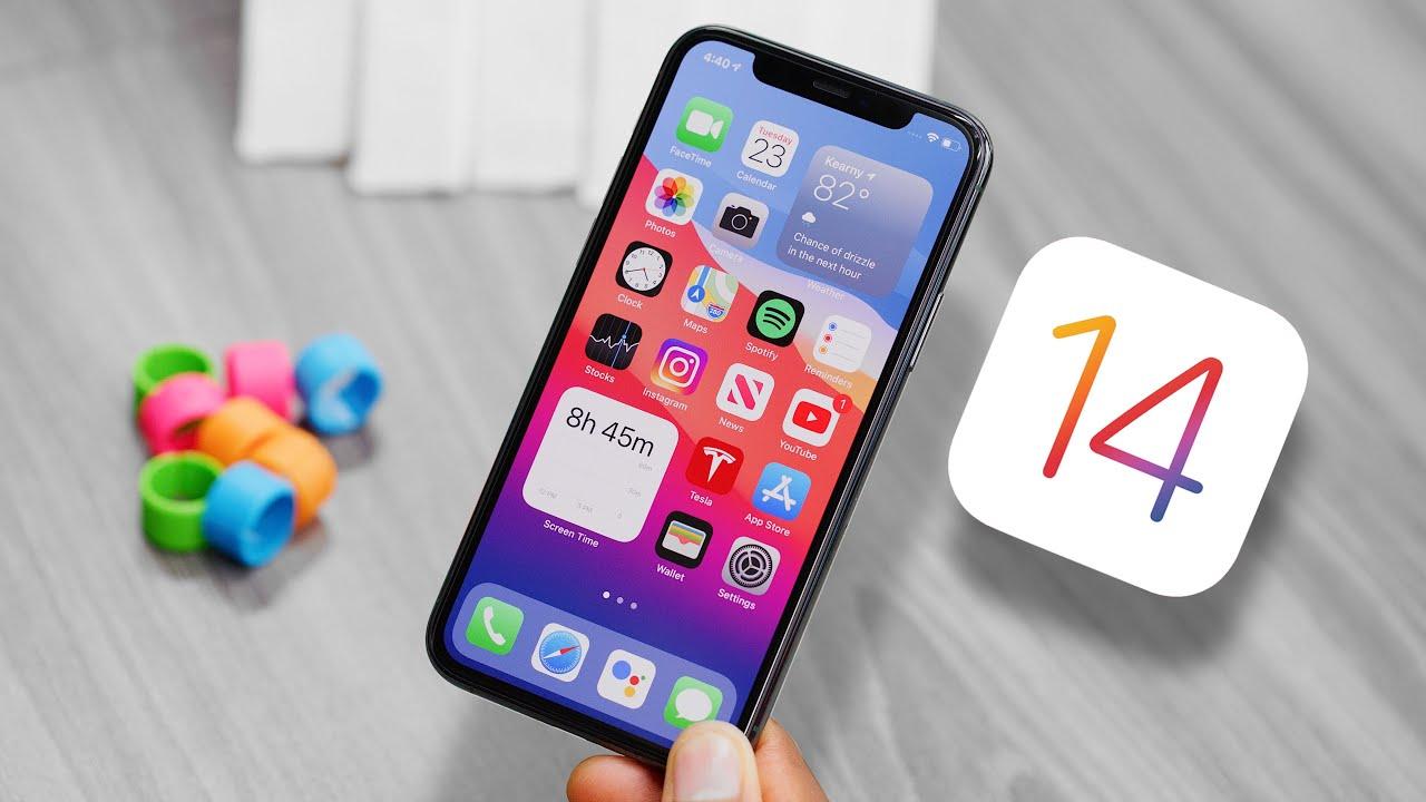 iOS 14 установлена на 80% всех активных iPhone