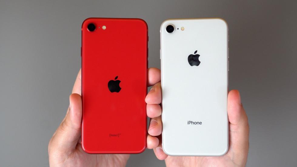 iPhone SE 3 получит A15 Bionic, но сохранит дизайн iPhone 6, 7, 8 и 4,7-дюймовый дисплей