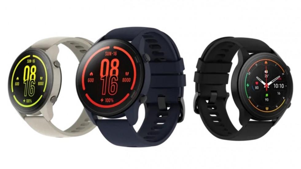 Смарт-часы Mi Watch представлены в России