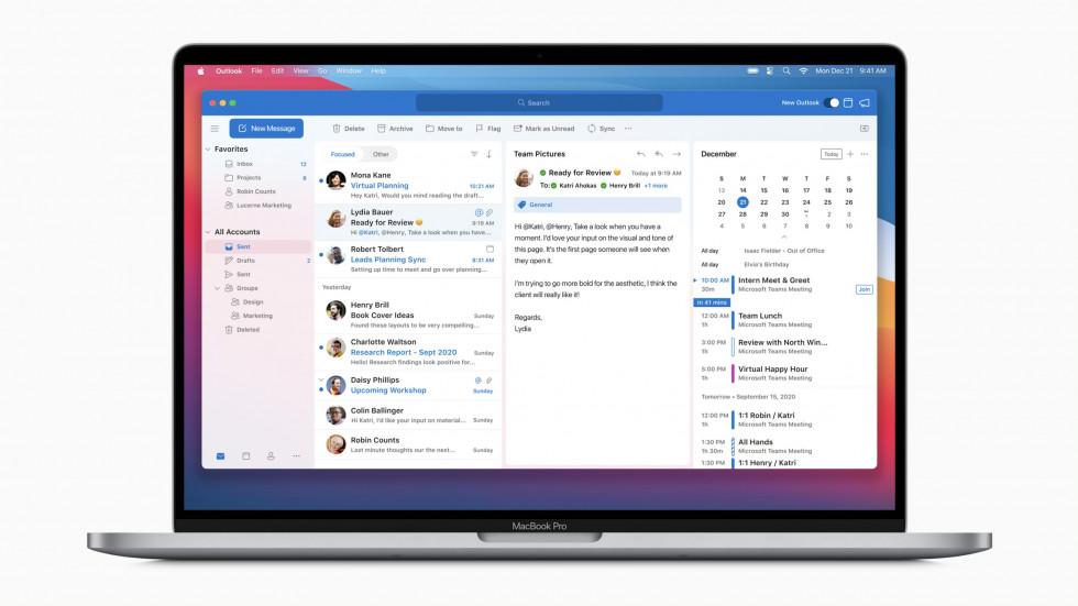 Microsoft обновили Office для Mac с поддержкой Apple Silicon – что нового?