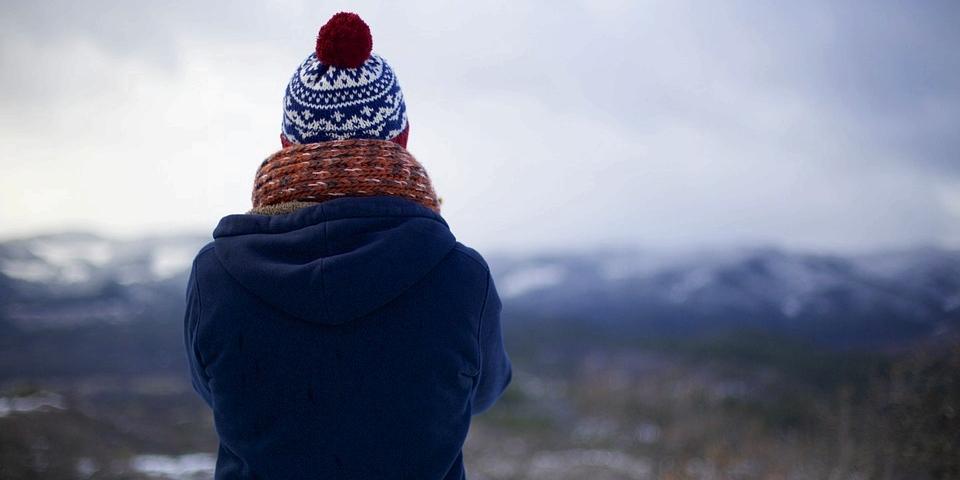 Гениальная идея для зимы – шарф с подогревом