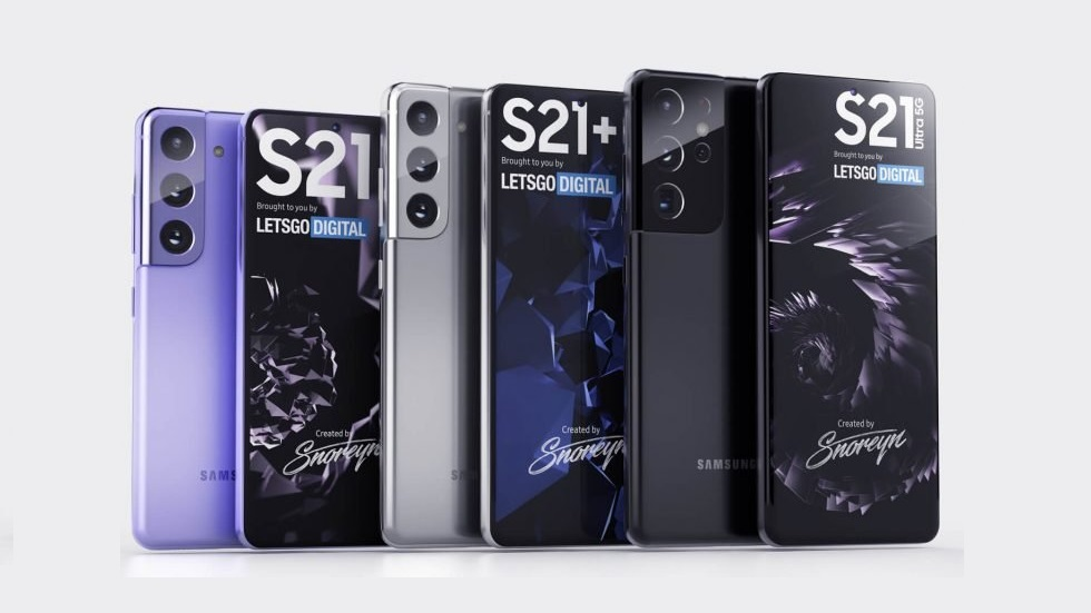 А как снимают Samsung Galaxy S21+ и Galaxy S21 Ultra ночью? Вот так