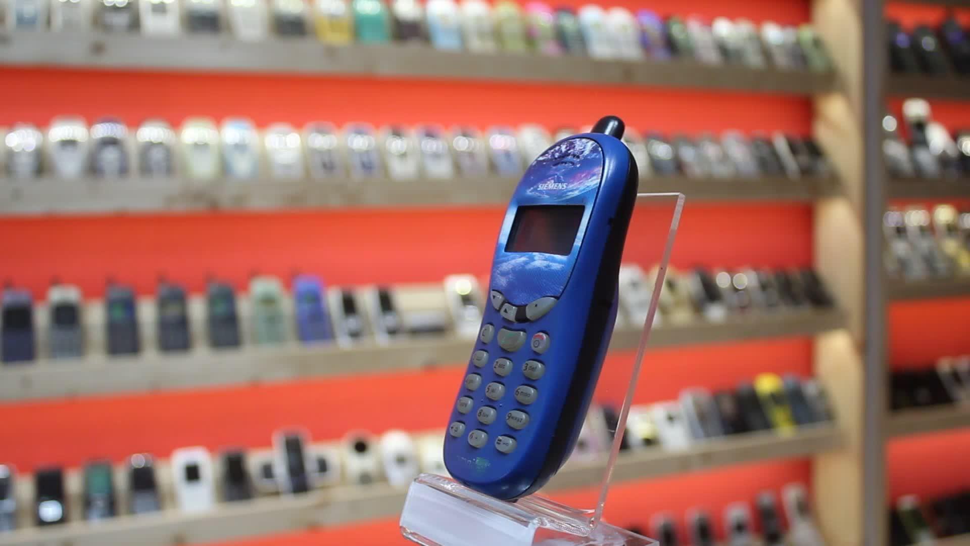 Siemens A35 – у истока мобильных телефонов, с чего все начиналось?