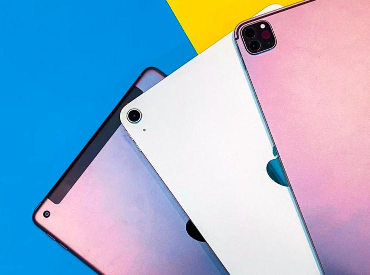 Стали известны сроки выхода 12,9-дюймового iPad Pro с  mini-LED
