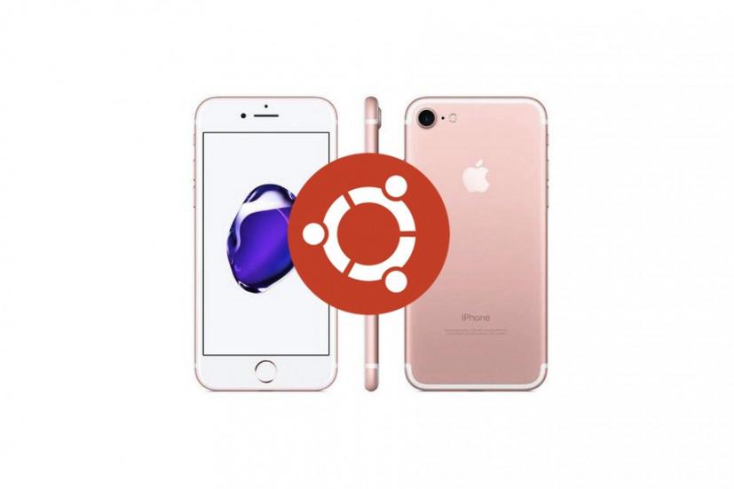 Ubuntu Linux запустили на iPhone