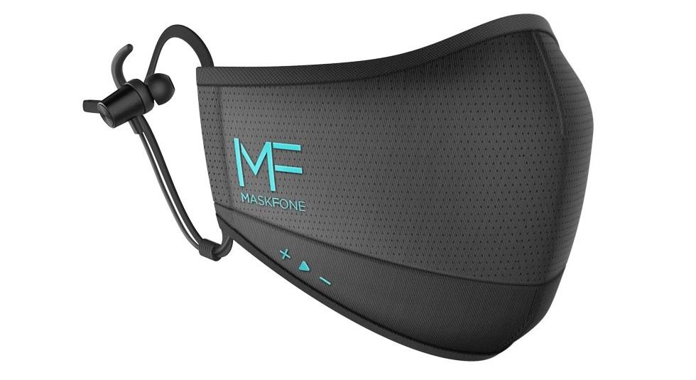 MaskFone – маска от коронавируса с Bluetooth-гарнитурой внутри