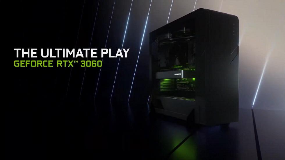 GeForce RTX 3060: цена в России, дата выхода, характеристики, фото