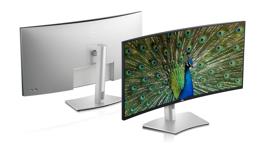 CES 2021: Dell представила изогнутый монитор для Mac