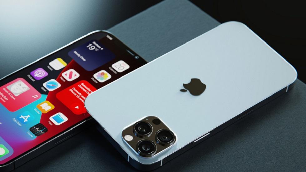 Крутые рендеры iPhone 13 Pro