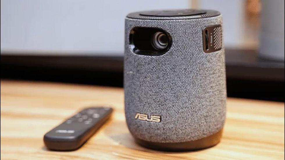Asus показала портативный проектор размером с чашку кофе – ZenBeam Latte