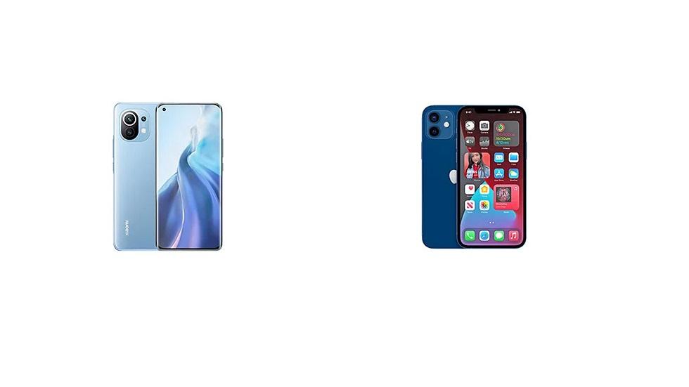 iPhone 12 против Xiaomi Mi 11, какой лучше?