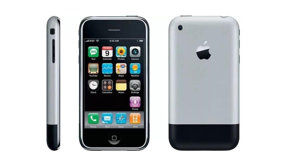 Первая реклама iPhone в 2007 году — невероятно!