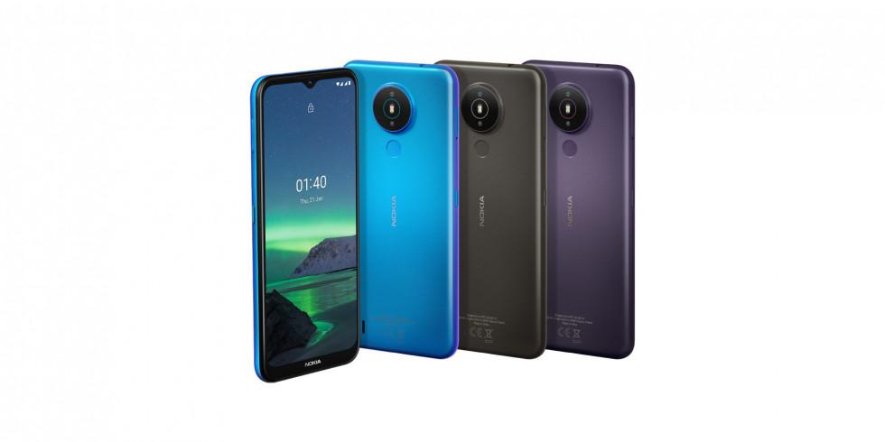 Только что представлен смартфон Nokia 1.4