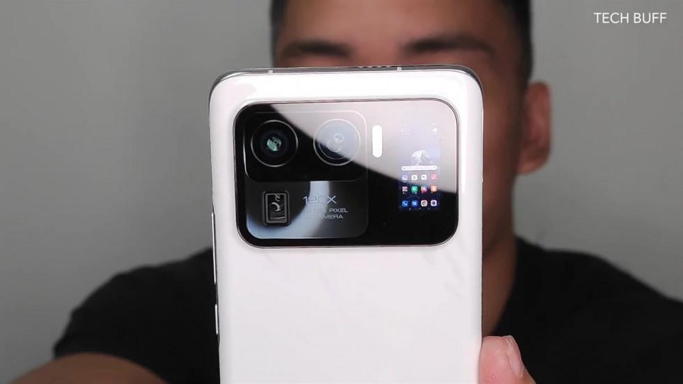 Флагман Xiaomi Mi 11 Ultra в режиме Super Power Saver проработает 14 дней