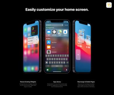 Якою буде iOS 15