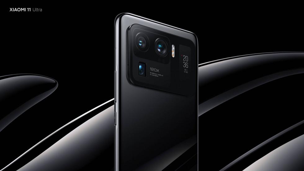 Вот, как снимает Xiaomi Mi 11 Ultra ночью — изумительно!
