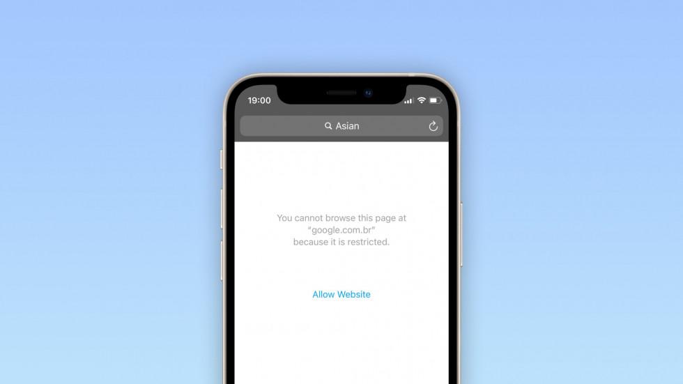 iOS 14.5 исправила странный глюк в Safari