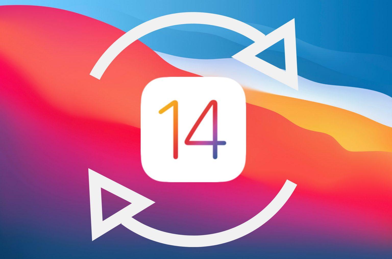 Apple запретила откат на iOS 14.4.1