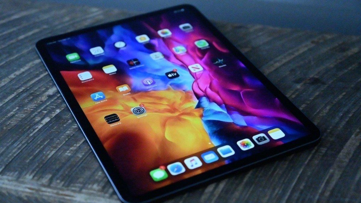 В iOS 14.5 Beta 5 нашли кое-что интересное про новый iPad Pro