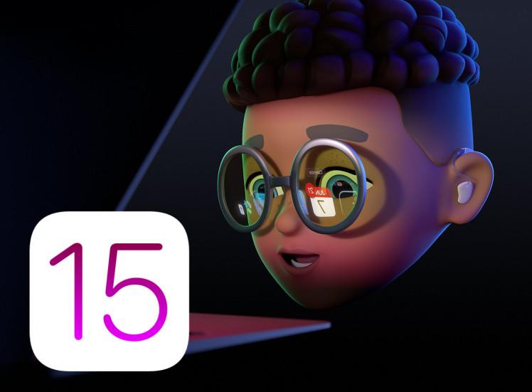Возможности iOS 15 раскроют 7 июня, а выпустят в сентябре 2021