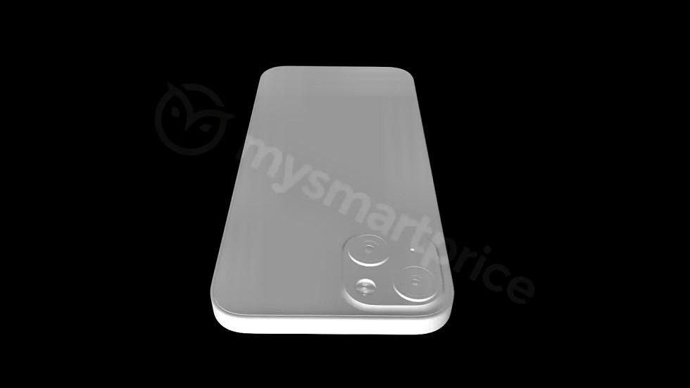 Вот таким будет iPhone 13 — точные рендеры от купертиновцев