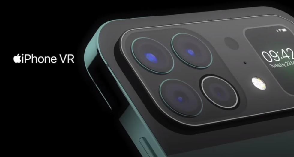 Посмотрите этот впечатляющий трейлер iPhone 13 VR
