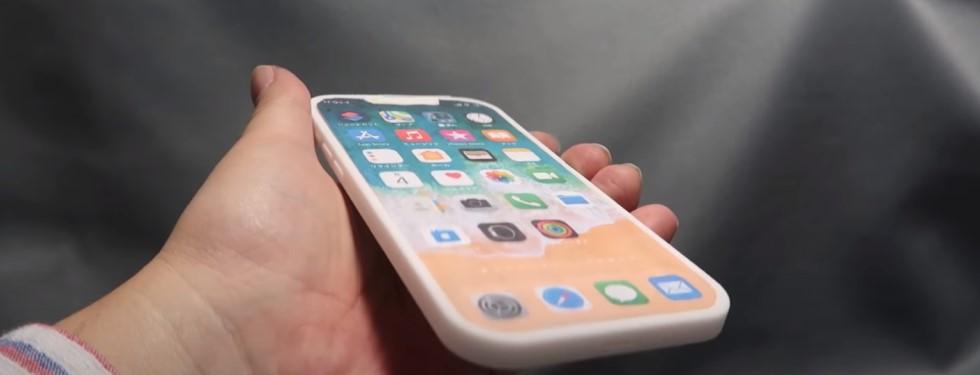 Странненький: iPhone 13 Pro засветился на видео