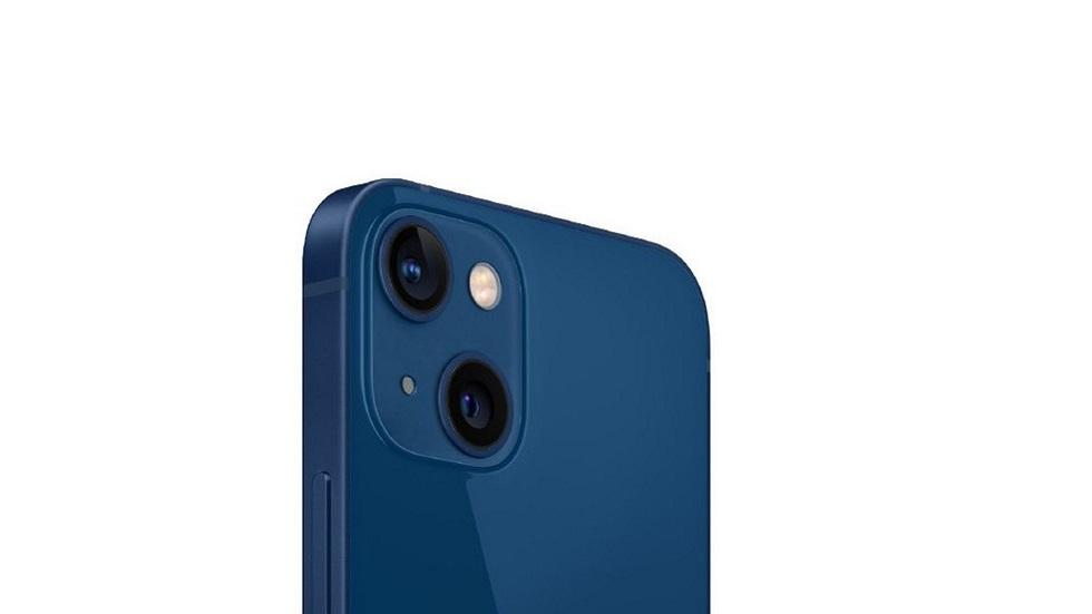 «Живой» iPhone 13 в синей расцветке и с диагональной камерой — вот таким он будет