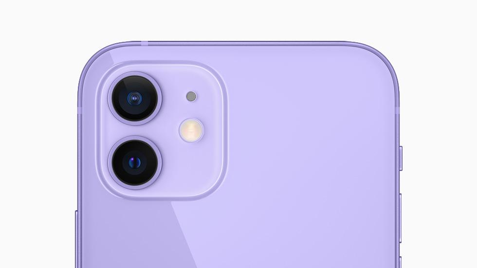 Ого! Фиолетовые iPhone 12 и 12 mini умеют распознавать владельца в маске без Apple Watch