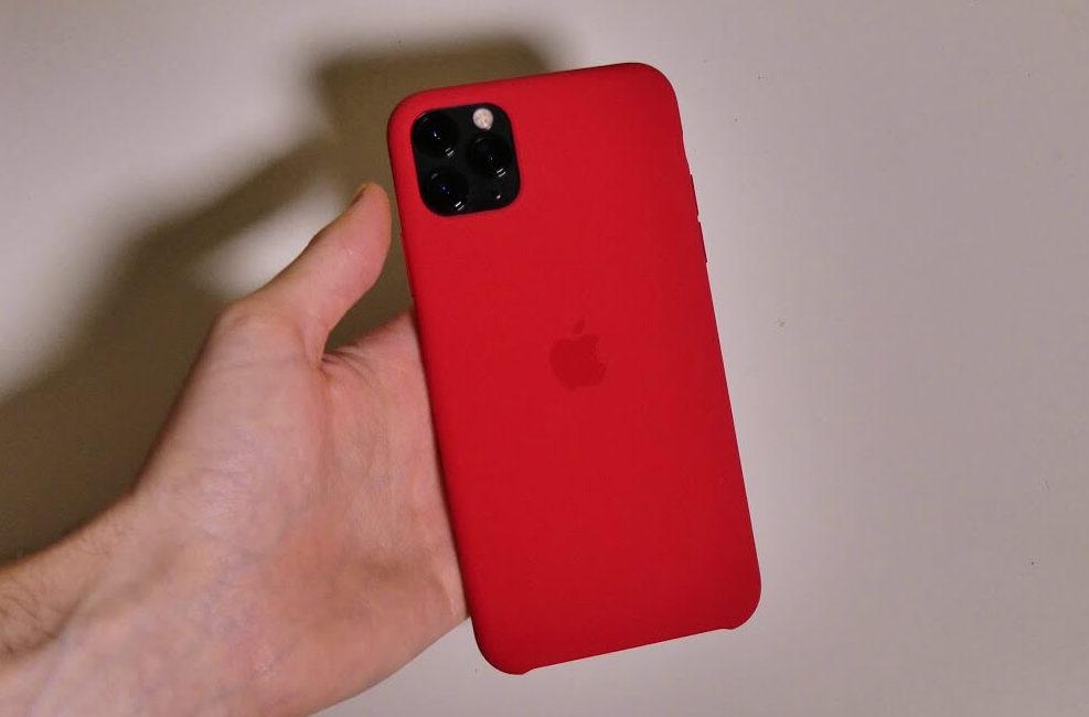 оригинальный чехол для iphone 11 pro