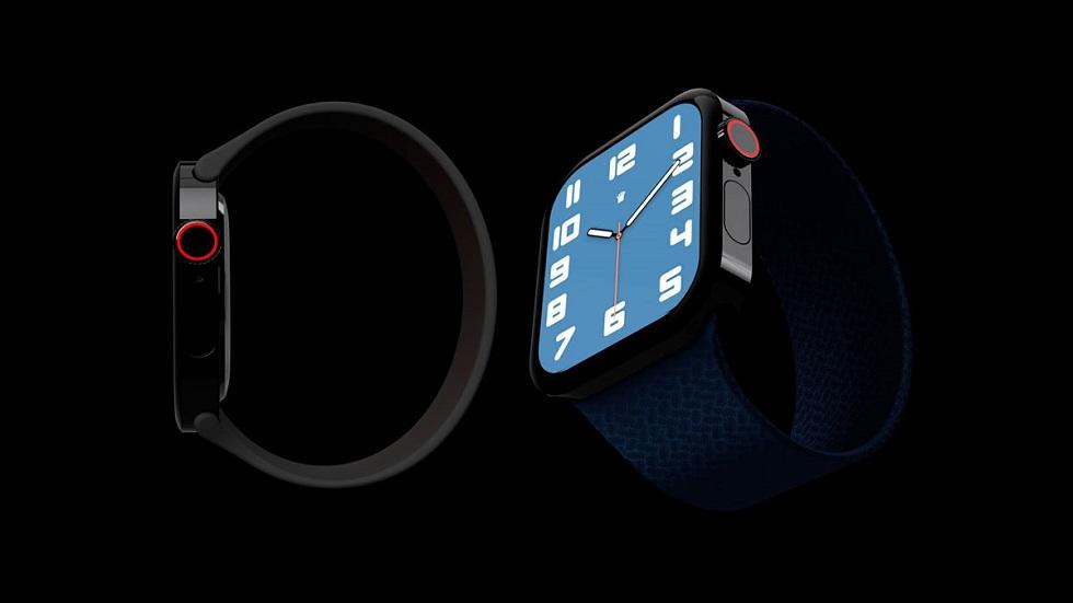 Старые ремешки для Apple Watch Series 7 не подойдут