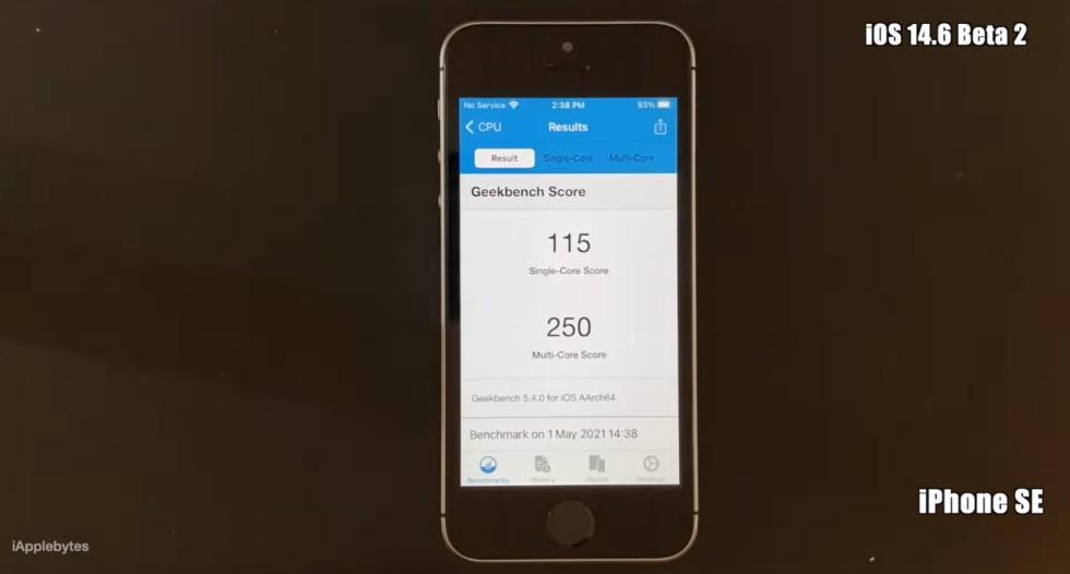 Как исправить баг с производительностью в iOS 14.6 Beta 2