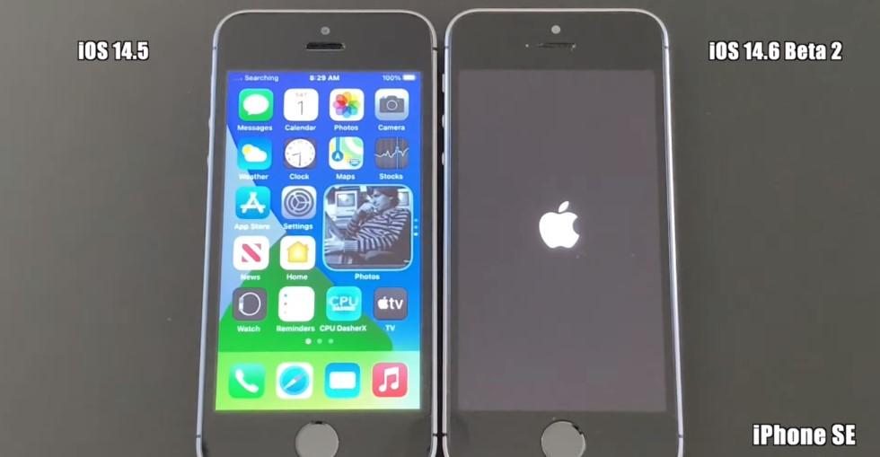 Насколько iOS 14.6 быстрее, чем iOS 14.5