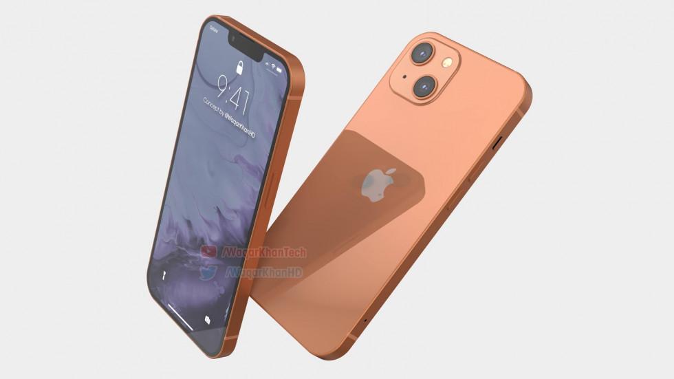 Увы, но LiDAR в iPhone 13 и 13 mini не будет