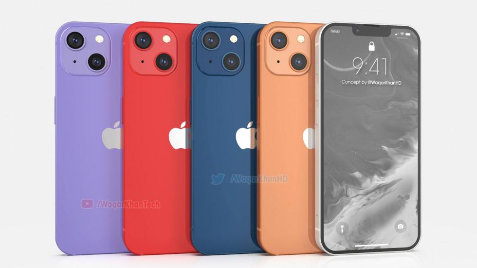 Каким будет iPhone 13 – посмотрите