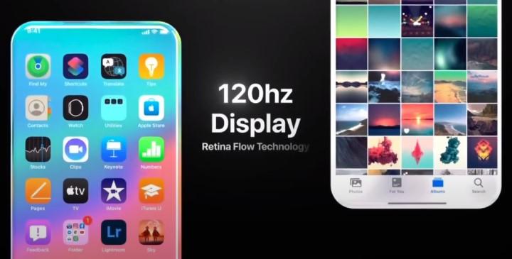 Какие iPhone 13 не получат крутые экраны на 120 Гц