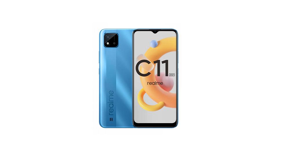 Realme C11 уже в России — цена, характеристики