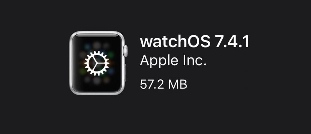 Что нового в обновлении watchOS 7.4.1
