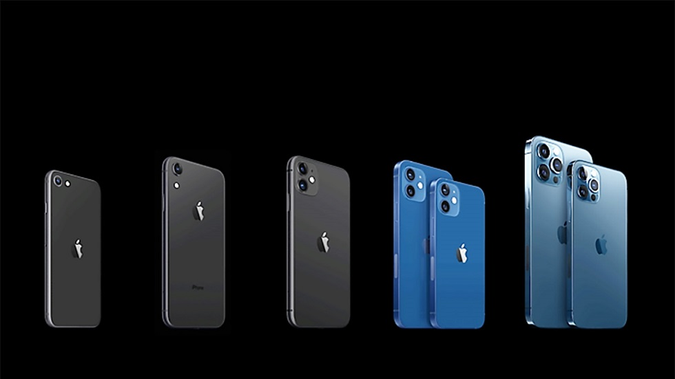 iPhone 12 уже в руках 100 миллионов — это самая успешная серия iPhone со времен iPhone 6