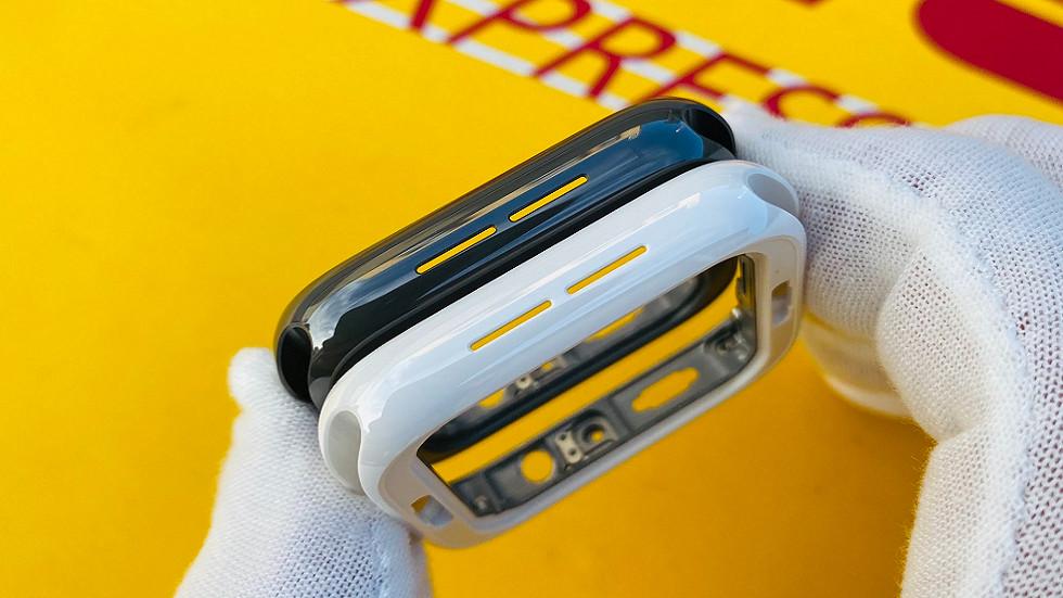 Фото эксклюзивных керамических Apple Watch Edition в черной расцветке — изумительны!