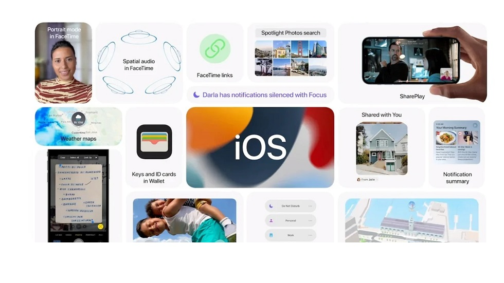 В iOS 15 появился сверхбыстрый перенос данных с одного iPhone на другой