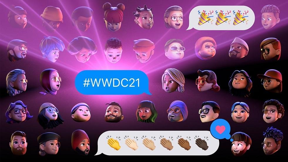 WWDC 2021 — главные анонсы