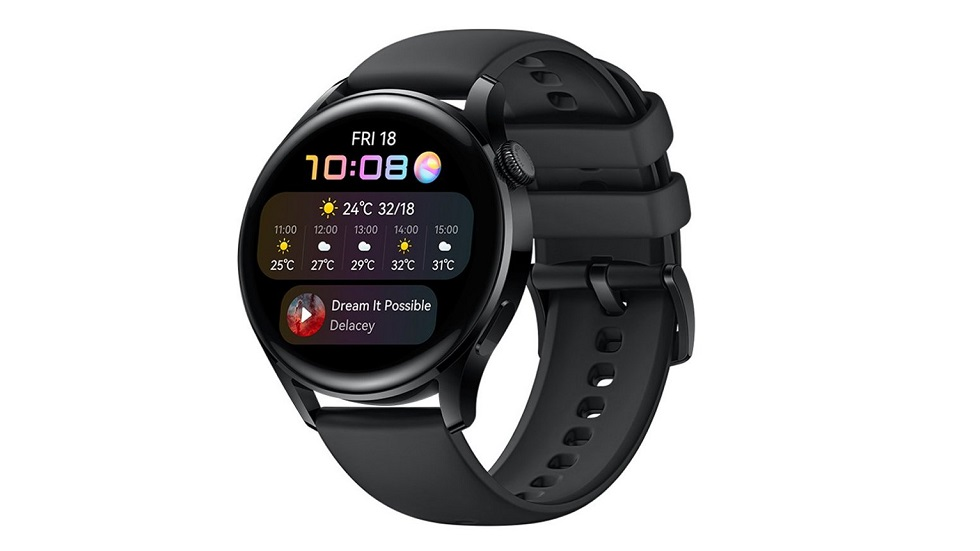 Huawei Watch 3: дата выхода, цена, характеристики