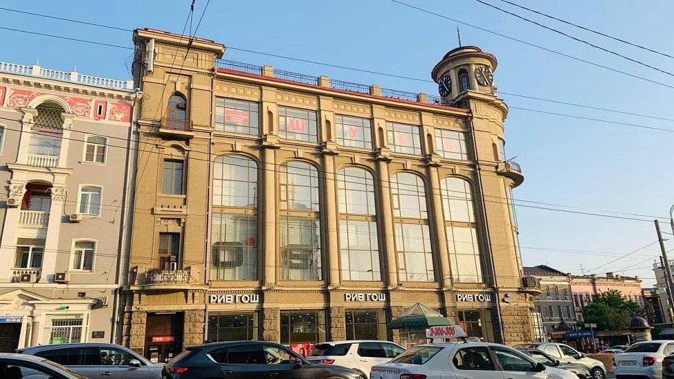 Большая Садовая в Ростове-на-Дону — большая прогулка, часть 1